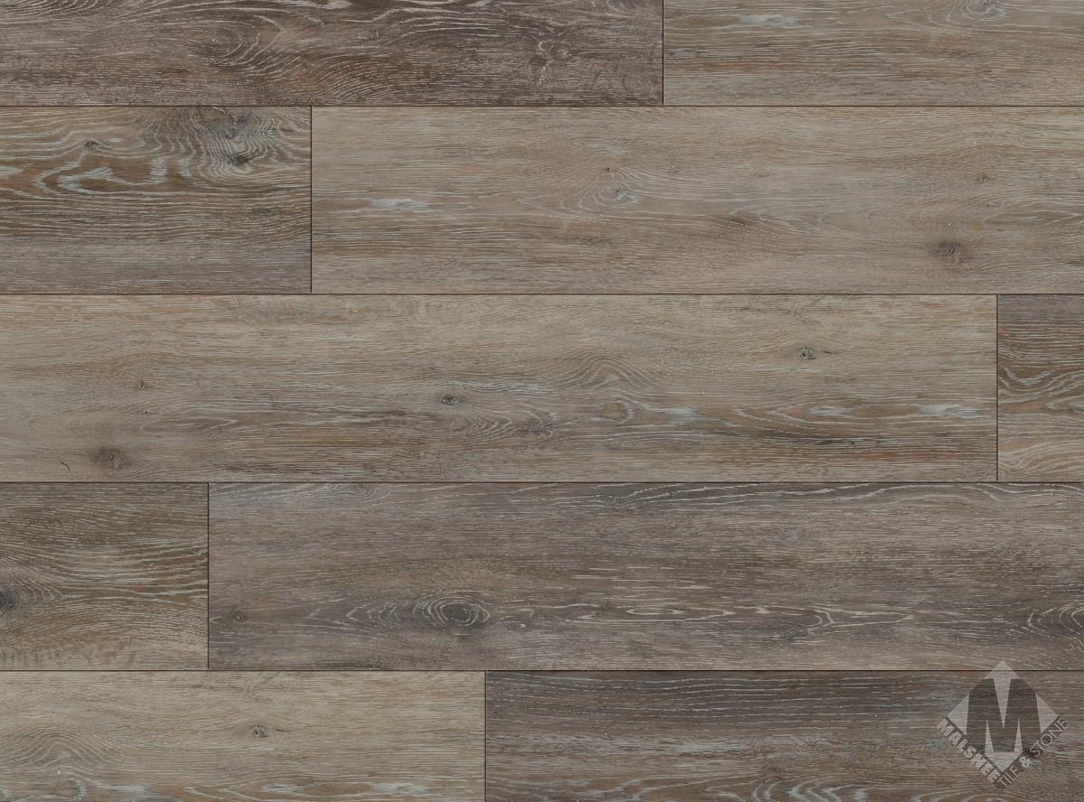 Alabaster Oak Floor Installation