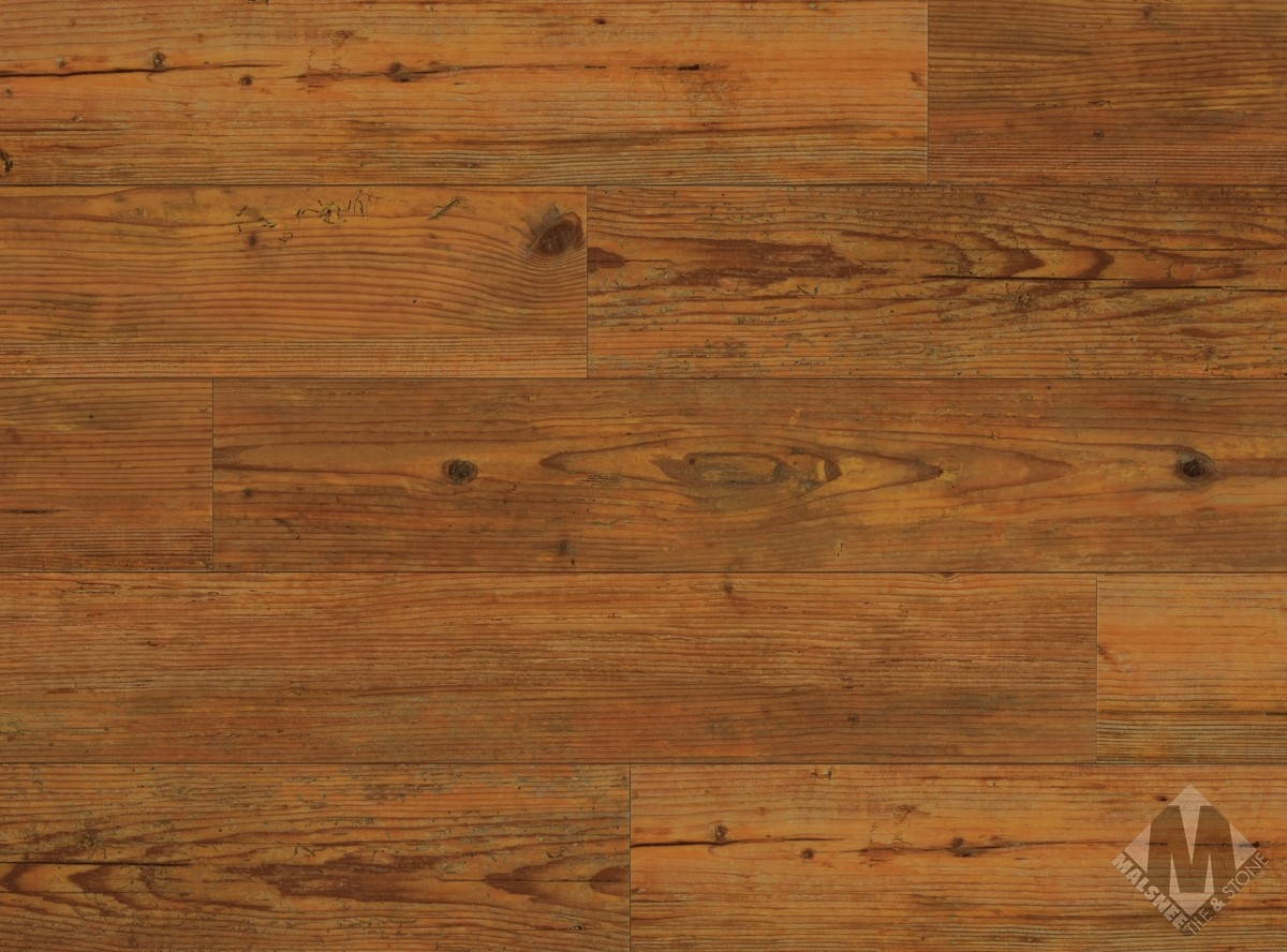 Carolina Pine Floor Installation