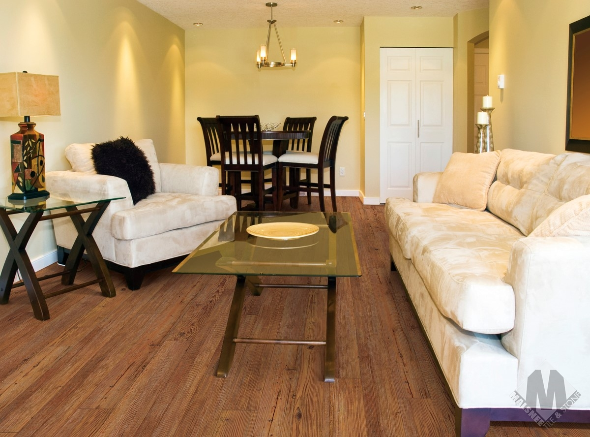 Carolina Pine Roomscene