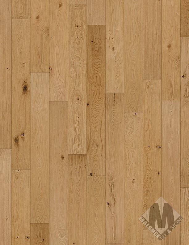 Charted Floor Installation