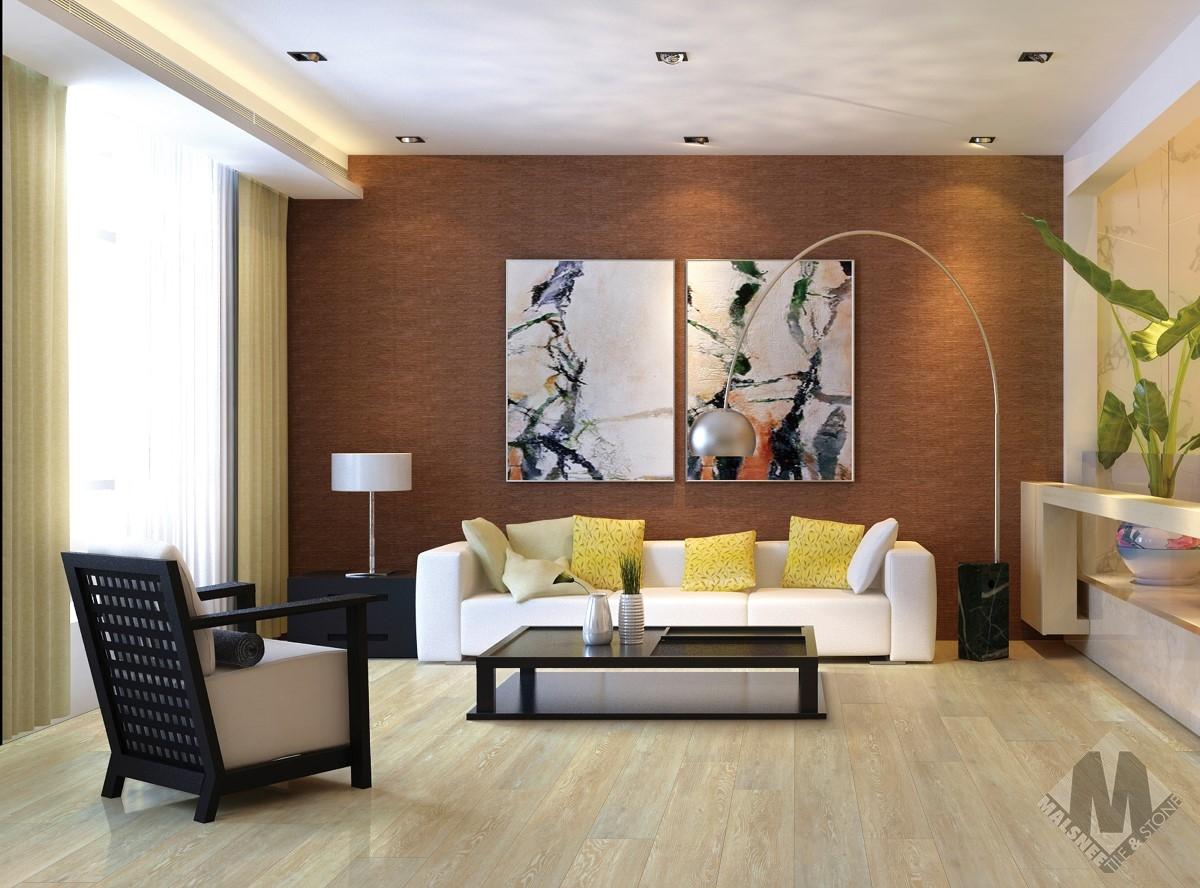 Ivory Coast Oak Roomscene