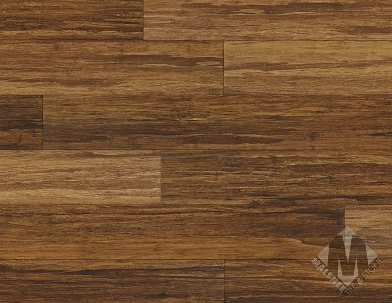 Pinyin Bamboo Floor Installation